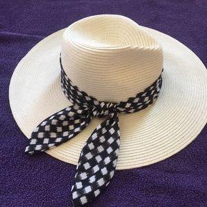 Eugenia Kim Genie straw hat